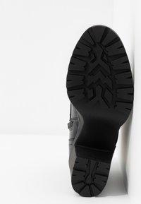 Marco Tozzi - Boots à talons - black antic - 6