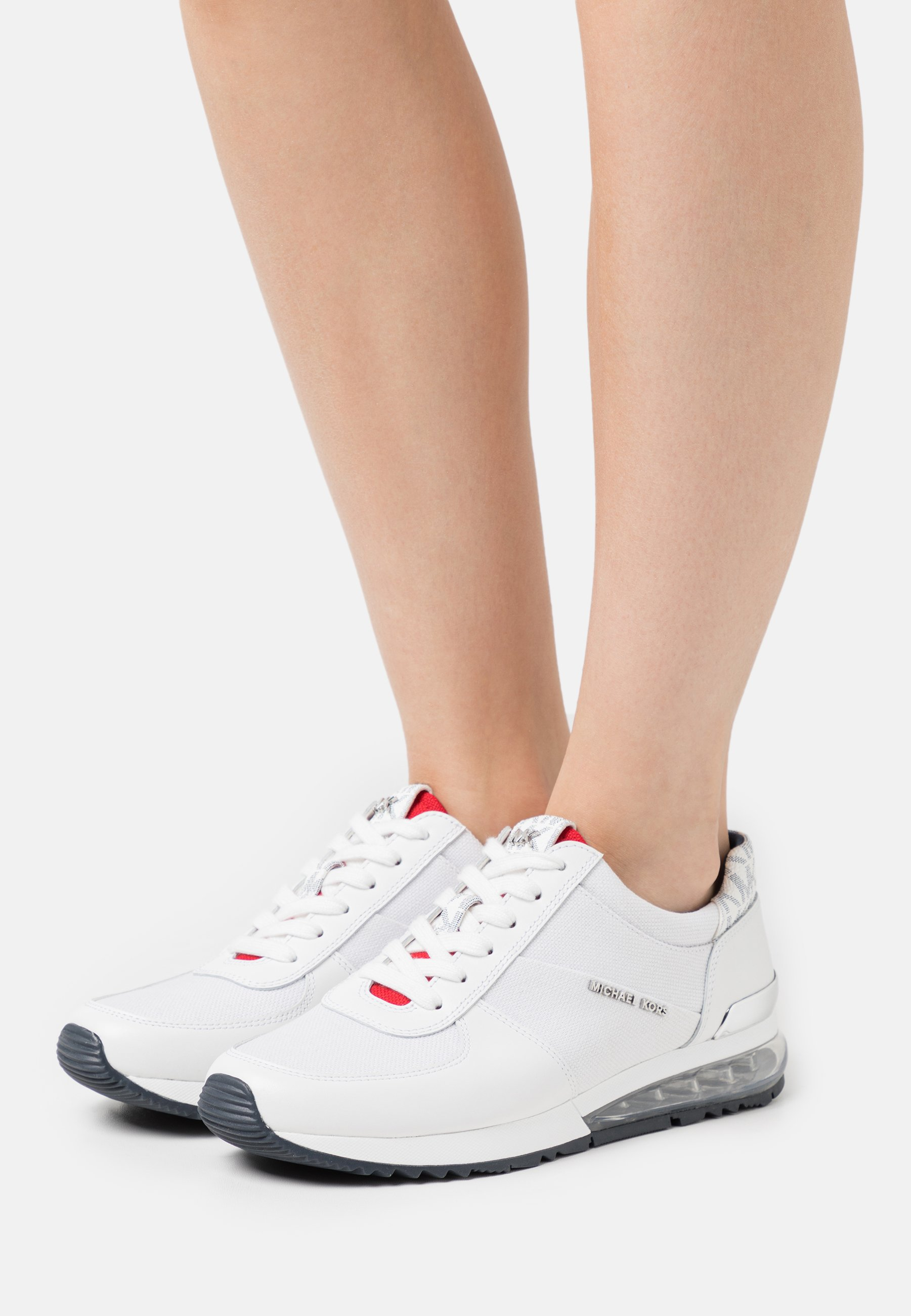 Women ALLIE TRAINER EXTREME - Trainers - optic white/multicolor