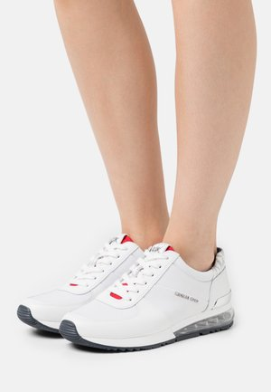 ALLIE TRAINER EXTREME - Sneakers laag - optic white/multicolor
