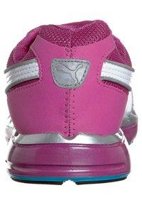 Puma - FAAS 500 W - Chaussures de running compétition - neon/silver/fluo blue - 1