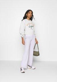 Gina Tricot - RILEY - Sweatshirt - grey melange - 1
