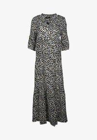Zwillingsherz - LENI - Day dress - schwarz/beige - 0