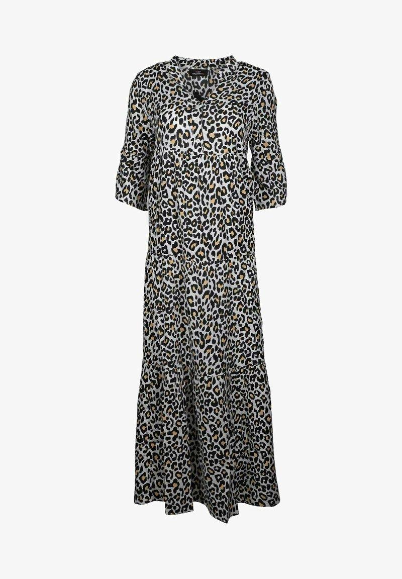 Zwillingsherz - LENI - Day dress - schwarz/beige