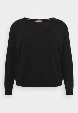 OPEN - Jumper - black