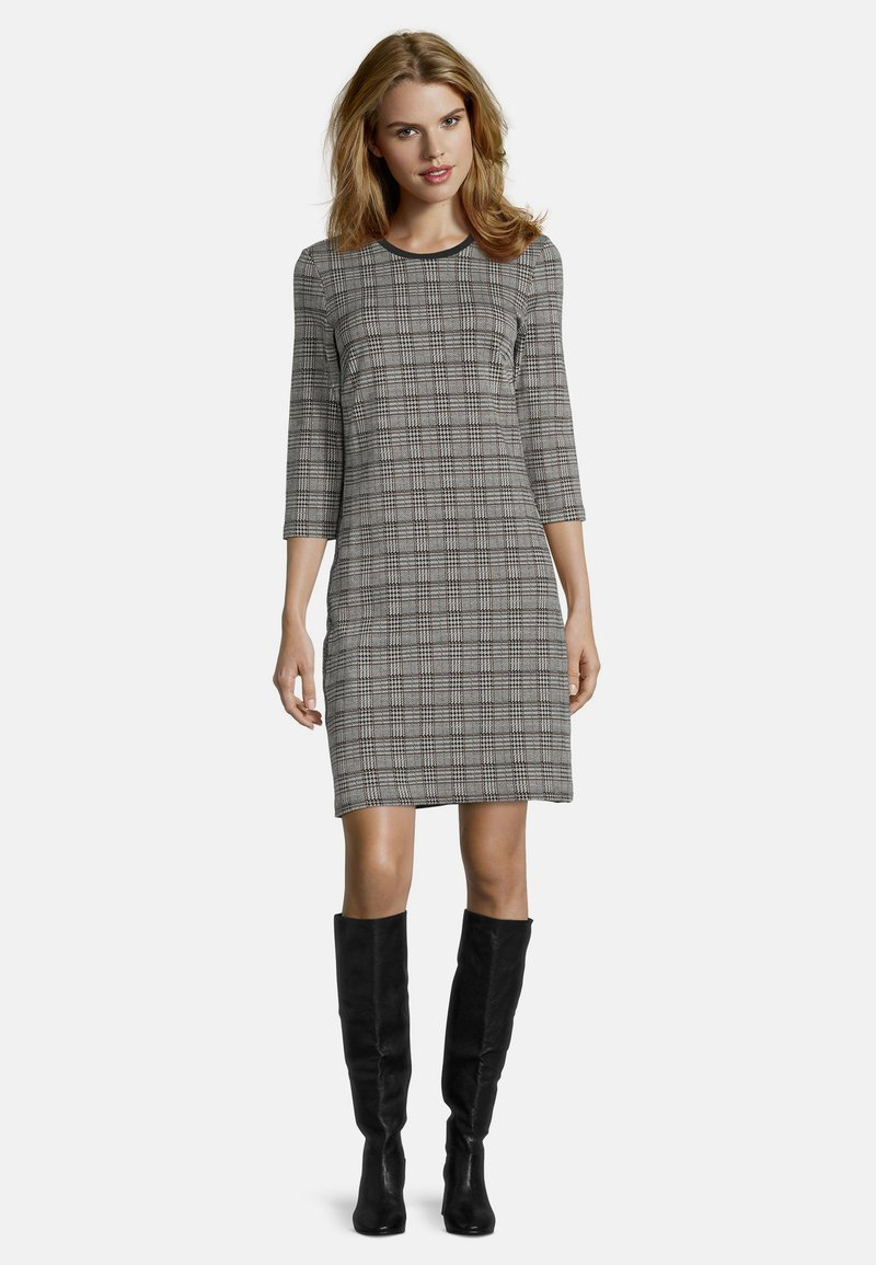 Betty Barclay - Shift dress - schwarz/braun