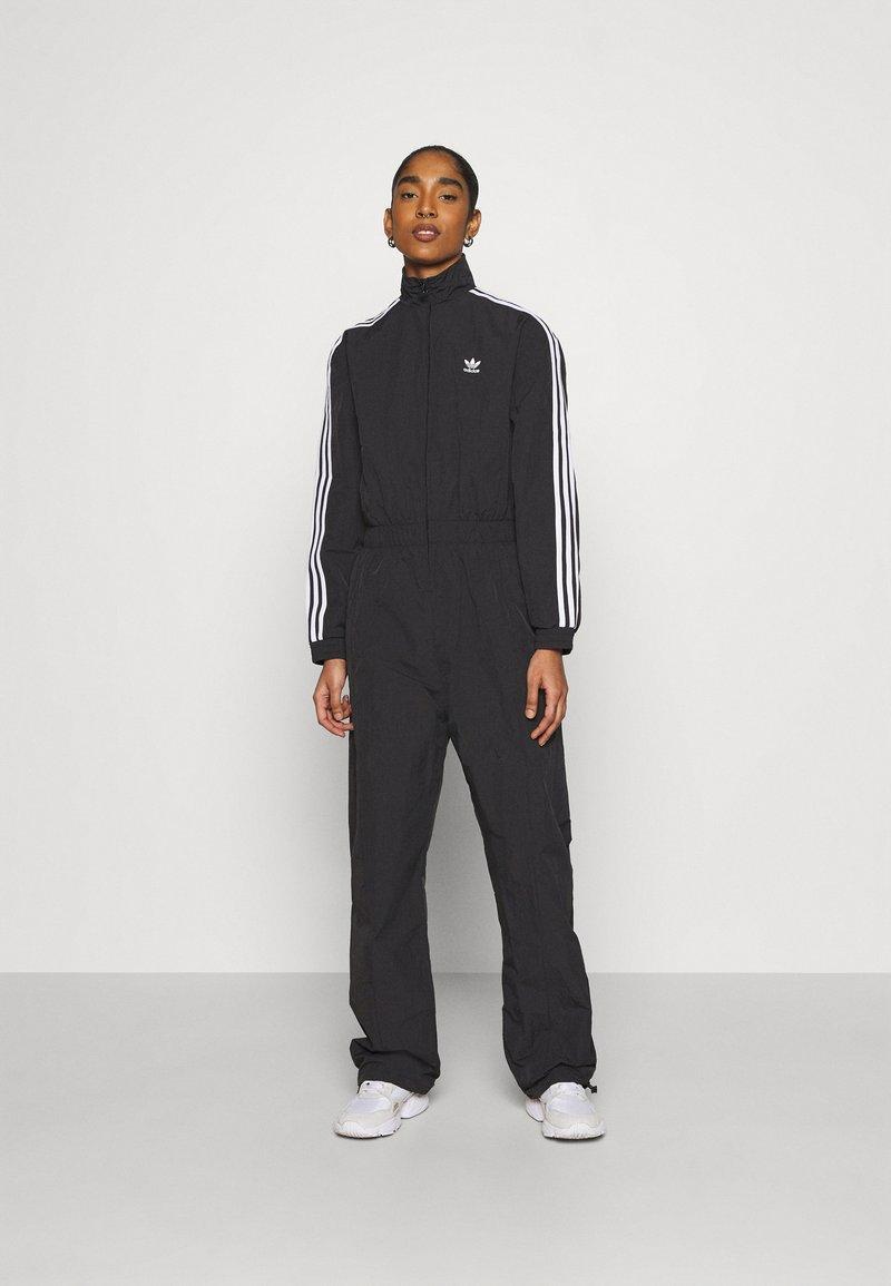 adidas Originals - BOILER SUIT - Mono - black