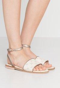 JOOP! - CORTINA LILIANA  - Sandals - offwhite - 0