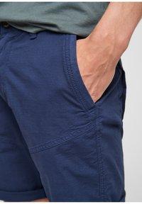 s.Oliver - BERMUDES - Shorts - blue - 3