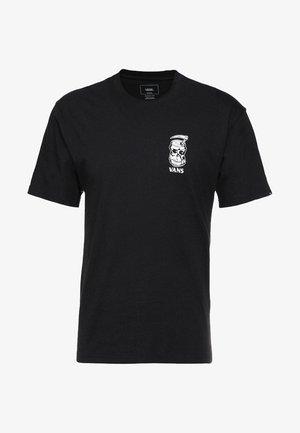 MOONSHINE  - T-shirt z nadrukiem - black