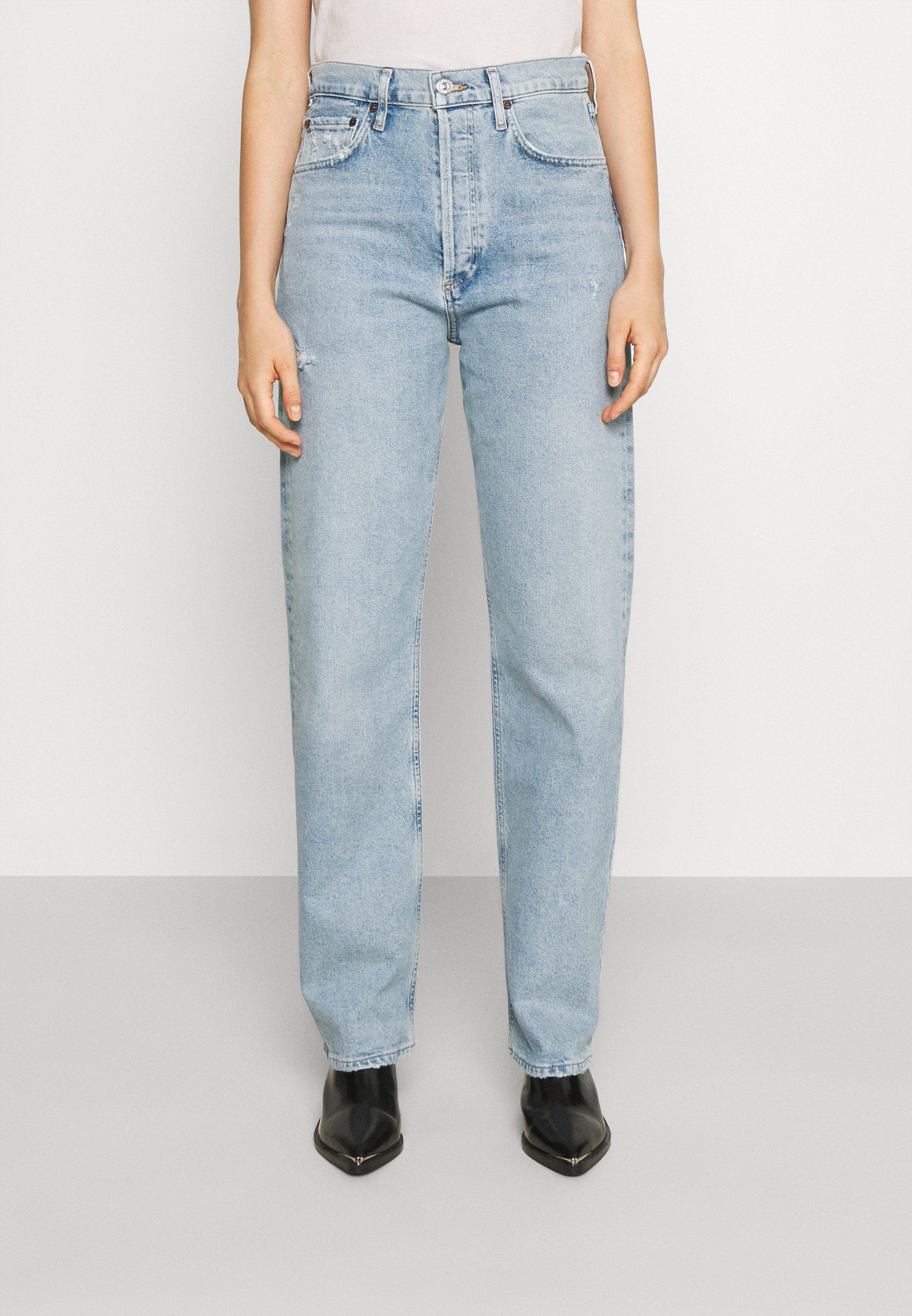 Damer EVA - Jeans Straight Leg