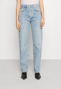 Citizens of Humanity - EVA - Straight leg jeans - light blue - 0