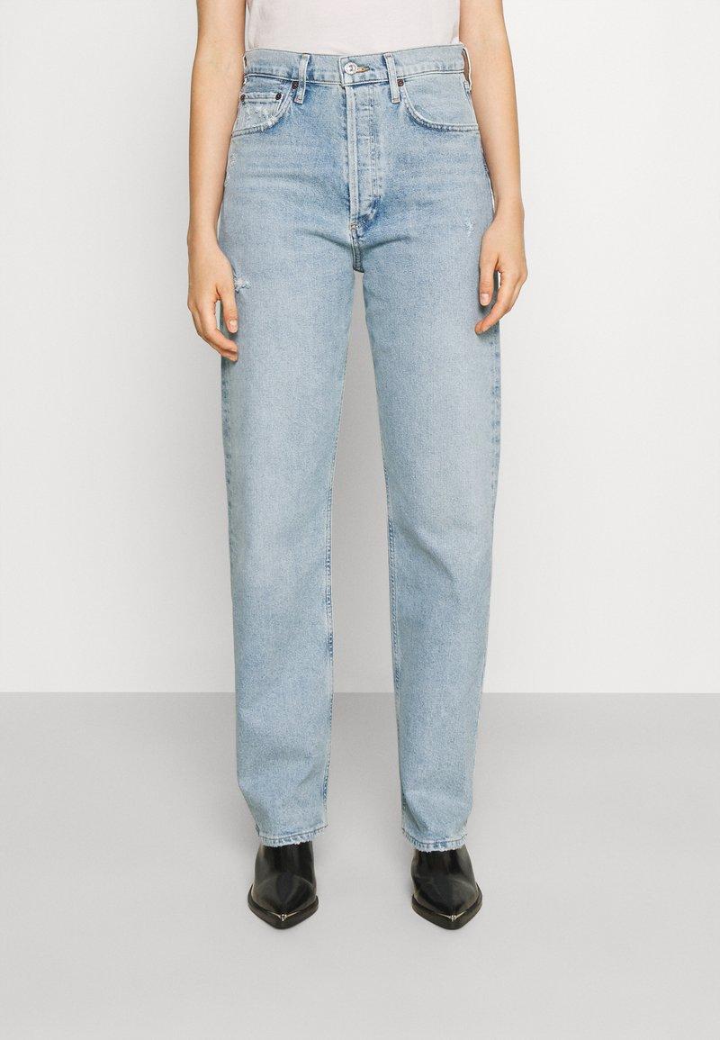 Citizens of Humanity - EVA - Straight leg jeans - light blue
