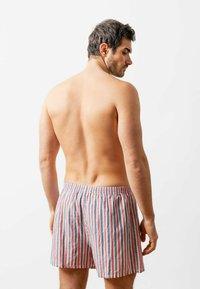 SNOCKS - WOVEN - 3 PACK - Boxer shorts - stripe - 3