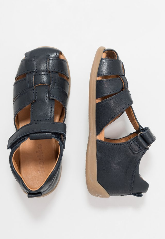 CARTE MEDIUM FIT - Sandals - dark blue