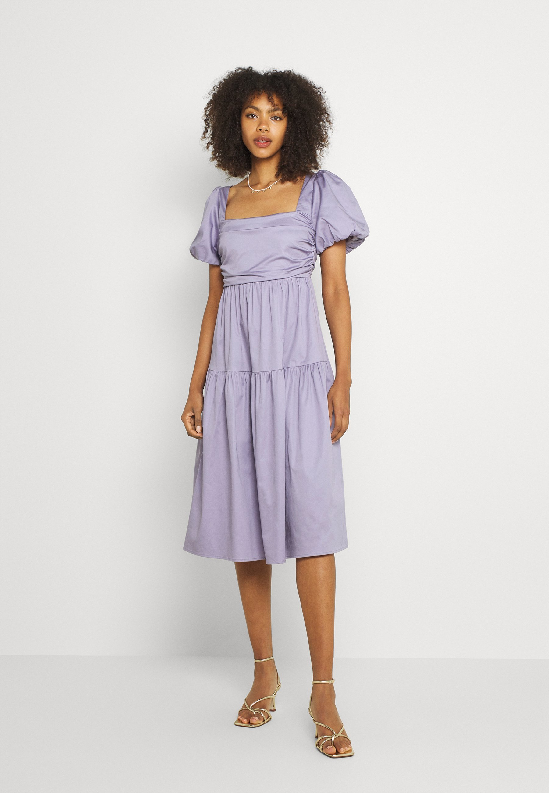 Women OH MY RUCHED DRESS - Day dress