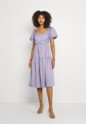 OH MY RUCHED DRESS - Day dress - lavender