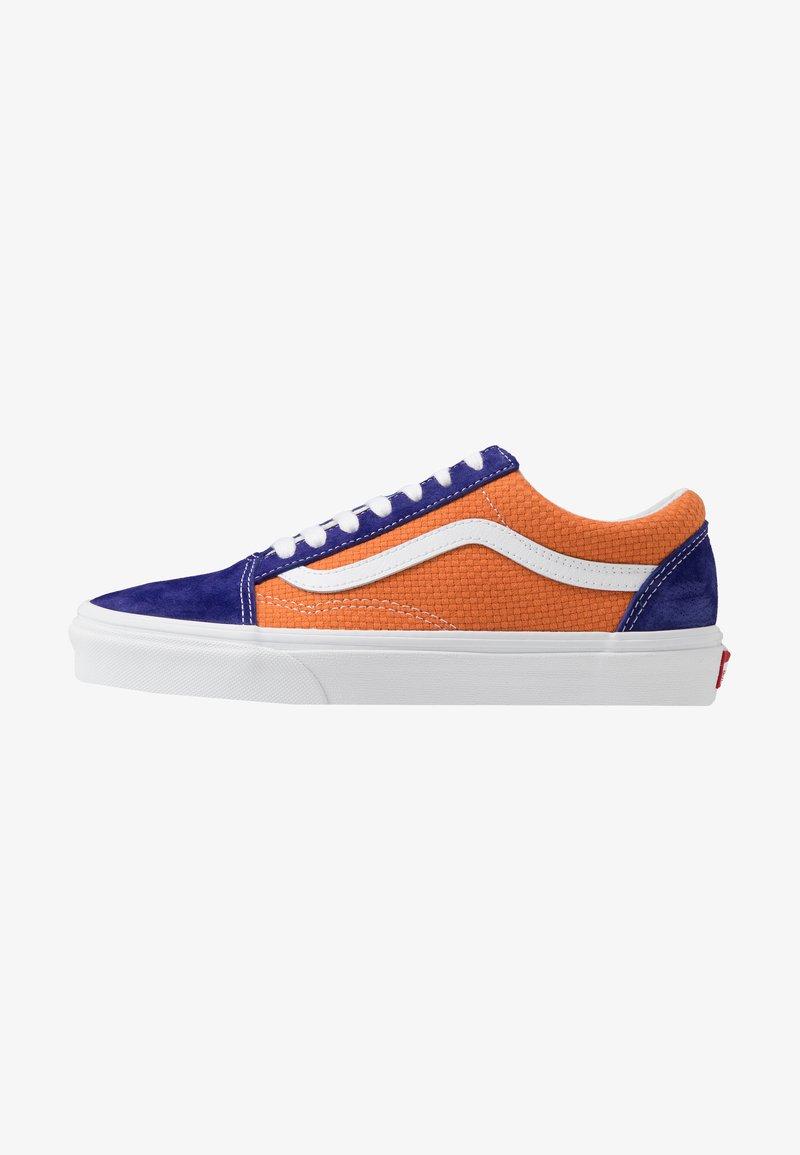 Vans - OLD SKOOL UNISEX - Sneakers - royal blue/apricot buff