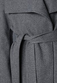 VILA PETITE - VIMOCCA BELT COAT - Short coat - grey - 4