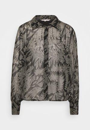 ESMA  - Button-down blouse - black