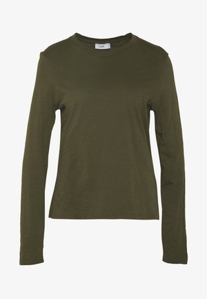 WOMEN´S - Long sleeved top - shadow green