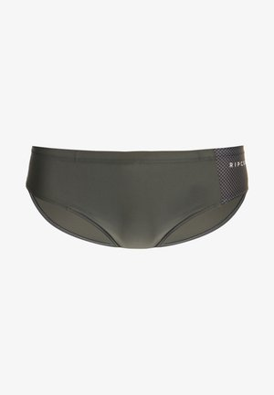 SLIPPO SWIMWEAR - Briefs - charcoal grey