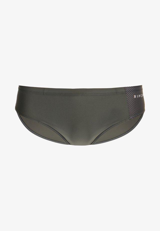 SLIPPO SWIMWEAR - Uimahousut - charcoal grey
