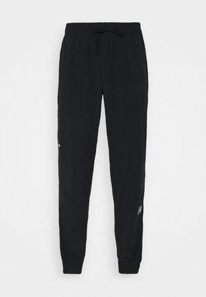 IMPACT RUN PANT - Tracksuit bottoms - black