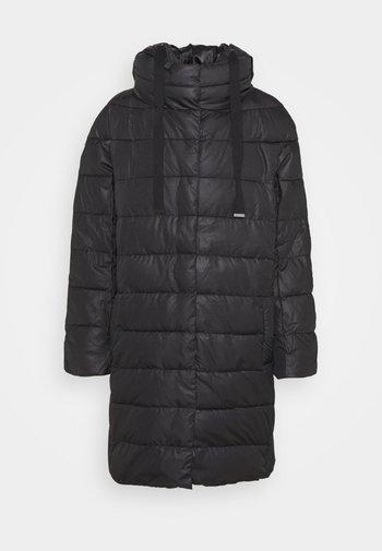 URBAN ADVENTURE COAT - Cappotto invernale - black