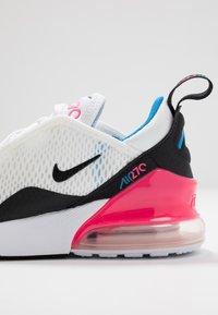 Nike Sportswear - AIR MAX 270 - Sneakers - white/pink - 2
