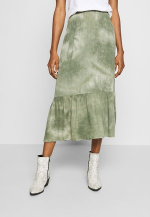 JANETTE SKIRT  - A-line skirt - sea green