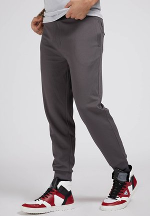 TUNNELZUG - Pantalon de survêtement - gris foncé