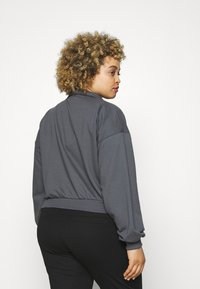 Missguided Plus - KANGROO - Sweatshirt - charcoal - 2