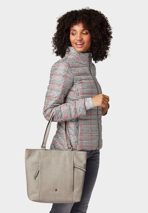 POLINA - Tote bag - grey