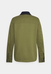 Tommy Jeans - BADGE WORKER JACKET - Giacca leggera - green - 1