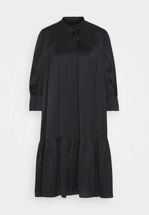 LIVA DRESS - Košilové šaty - navy