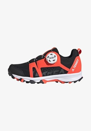 TERREX BOA HIKING SHOES - Hiking shoes - black