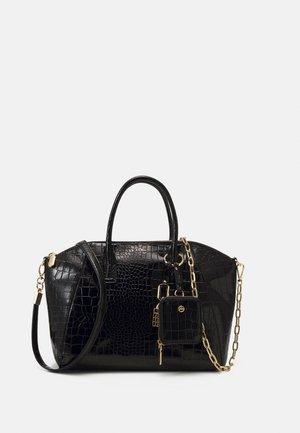 LIAGATORI SET - Handbag - jet black