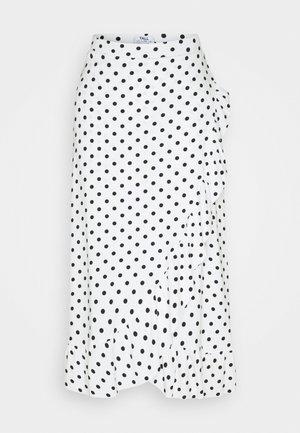 Jupe trapèze - white