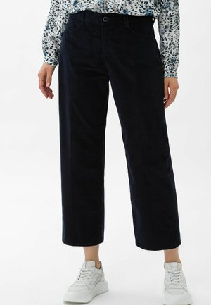 STYLE MAINE S - Trousers - navy