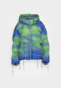 HOSBJERG - DONNA TAMARA JACKET - Winter jacket - mermaid blue/green - 3