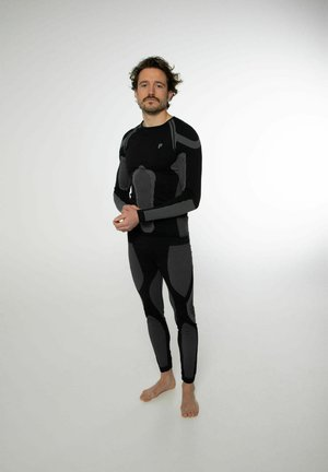 THERMO PANTS ZION - Tights - true black