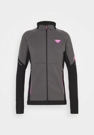ALPINE WARM - Softshelljacke - magnet