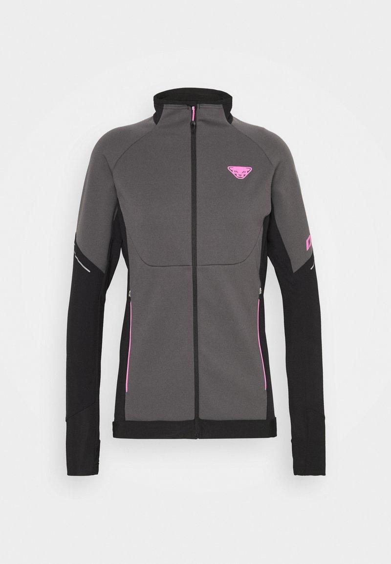 Dynafit - ALPINE WARM - Soft shell jacket - magnet
