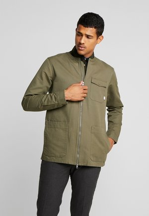 UNIONVALE - Summer jacket - grape leaf