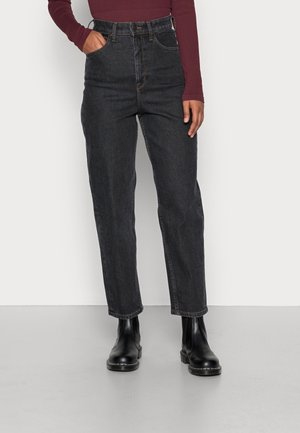 STELLA TAPERED - Jeans baggy - black rinse