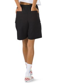 Vans - WM PRIDE CARGO SHORT - Shorts - black - 1