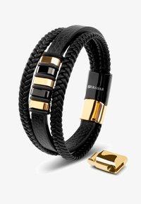 SERASAR - Bracelet - schwarz gold - 3
