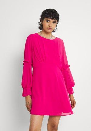 GEORGIA MINI DRESS - Day dress - pink