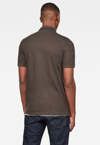G-Star - HUNTING PATCH - Polo shirt - asfalt - 1