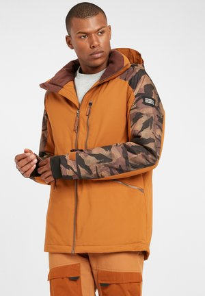 DIABASE  - Snowboard jacket - glazed ginger